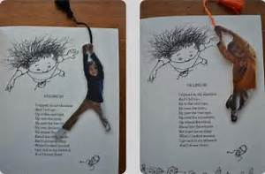 Funny photo bookmark with children - Mothers Day gifts ideas