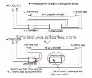19 Unique T8 Led Tube Light Circuit Diagram