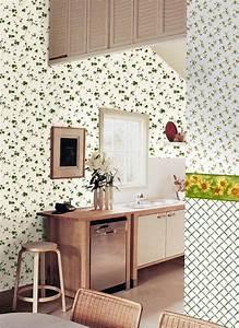 Papiers Peints Cuisine : sweet garden collection papiers peints sweet garden ~ Melissatoandfro.com Idées de Décoration