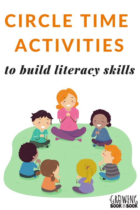 circle time activities to build literacy skills growing 716 | circle time activities