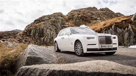 2017 Rolls Royce Phantom 4k 2 Wallpaper
