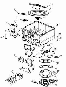 Tubs  Components Diagram  U0026 Parts List For Model