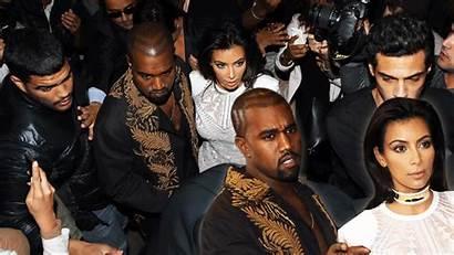 Kim Kanye Kardashian West Kris Stampede