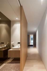 Rail Suspension Porte Coulissante : plafond bois moderne perfect gallery of suspension bois ~ Premium-room.com Idées de Décoration