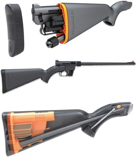 Henry Repeating Arms US Survival .22 LR 8Rnds - $219.60 ...