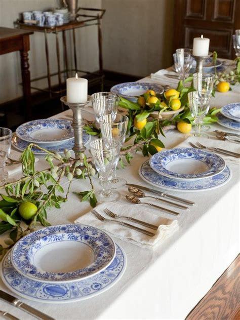 Mediterrane Tischdeko Ideen mediterrane tischdeko ideen mediterranen garten deko selber machen