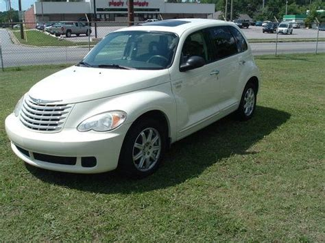 2007 Chrysler Pt Cruiser Touring by Sell Used 2007 Chrysler Pt Cruiser Touring Wagon 4 Door 2
