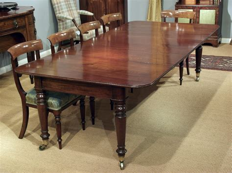 antique 12 seater mahogany dining table large table