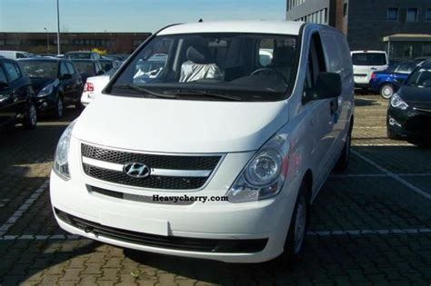 hyundai h1 cargo hyundai h1 cargo 2 5 136ps dpf euro5 air conditioning mi 2012 other vans trucks up to 7