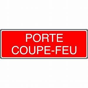 Porte Coupe Feu Prix : panneau porte coupe feu stocksignes ~ Dailycaller-alerts.com Idées de Décoration