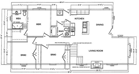 single story  bedroom blueprints  houses google search house ranch home floor