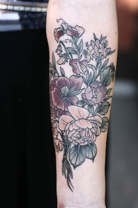 floral tattoos designs ideas  meaning tattoos