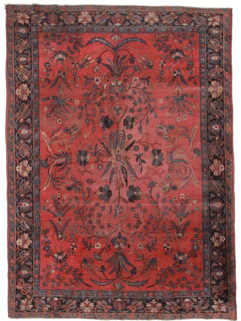 Turkish Rug by Antique Turkish Sparta 9 X 13 Rug 1765