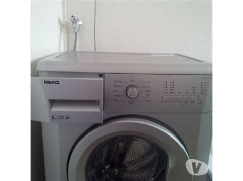 machine à laver beko machine laver beko offres juin clasf