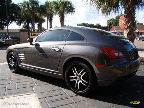 Custom Chrysler Crossfire by 2004 Chrysler Crossfire Limited Coupe Custom Wheels Photo
