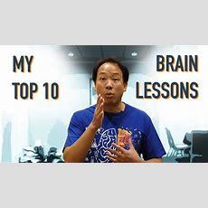 Kwik Brain Episodes 100 My Top 10 Takeaways From Kwik Brain Episodes Youtube