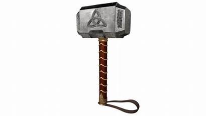 Thor Hammer Mjolnir Template Models Jack Marvel