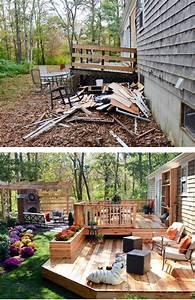 idee creation jardin interesting idees amenagement jardin With amazing decoration d un petit jardin 16 deco cocooning dans la maison