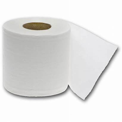 Toilet Paper Ply Tissue Roll Transparent Cotter