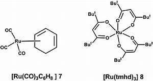 Molecular Structure Of Tricarbonyl H 4