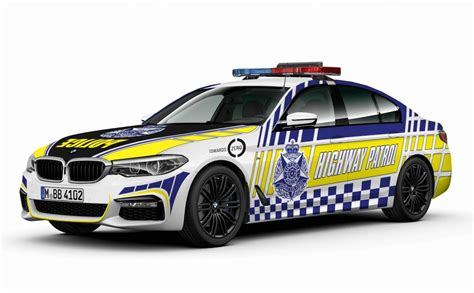 Bmw Vehicles by Bmw 530d Highway Patrol Cars To Join Fleet