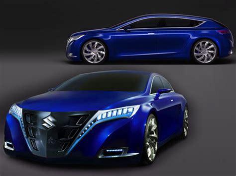2012 Suzuki Kizashi Concept Wallpapers