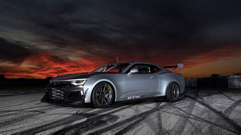 2018 Chevrolet Camaro Zl1 1le Gt4.r Wallpapers & Hd Images