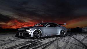 2018 Chevrolet Camaro ZL1 1LE GT4 R Wallpapers & HD Images