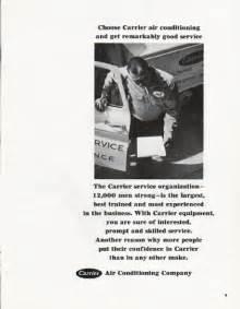 1965 Carrier Air Conditioner Vintage Ad  U0026quot Choose Carrier U0026quot