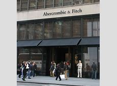 Go shop at Abercrombie & Fitch! New York City Travel Tips