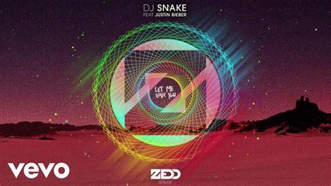 dj snake audio dj snake zedd let me love you audio zedd remix ft