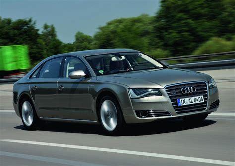 2012 Audi A8l W12 Review