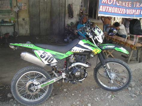 Rusi 150 Modified Motorcycle For Sale From North Cotabato