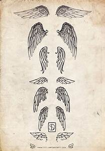 Angel Wing Tattoo - cute-tattoo