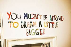 wall letters on Tumblr