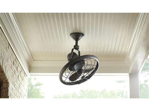 oscillating outdoor ceiling fan photos hgtv