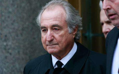 Etats-Unis : star dans sa prison, Madoff détient le ...