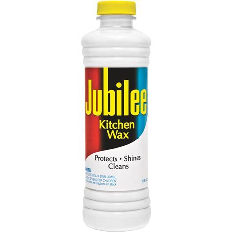 Jubilee Wax Kitchen Cleaner   Malco Products Inc