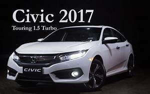 Oque Tem De Novo No Honda Civic 2017 1 5 Turbo