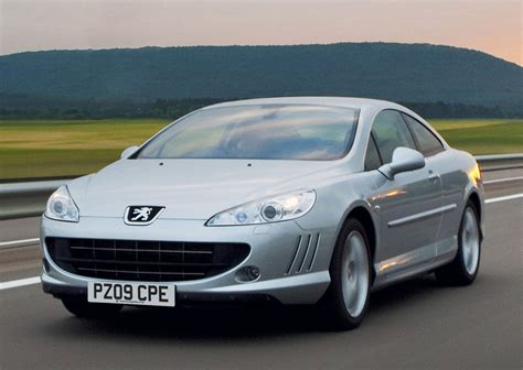 peugeot 407 price 2009 peugeot 407 coupe photo 4 6186