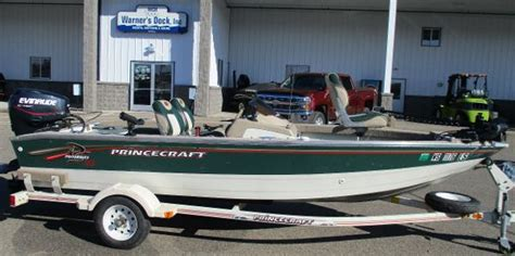 1998 Princecraft Fishing Boat by 2006 Princecraft Boats For Sale