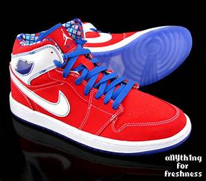 Calling After An Interview Sneaker Report Air Jordan 1 Le Red White Blue