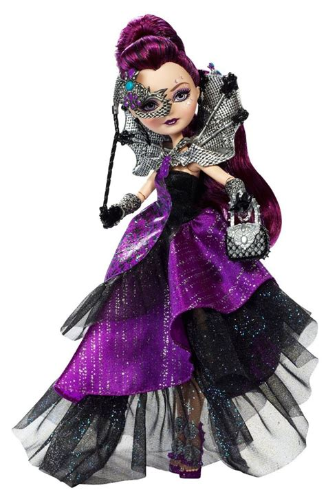 Raven Queen Thronecoming Doll   Ever After High