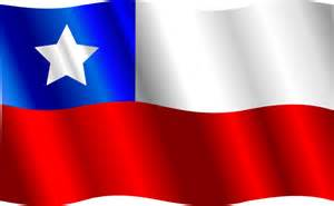 Chilean Flag Clip Art at Clker.com - vector clip art online, royalty ... Chile