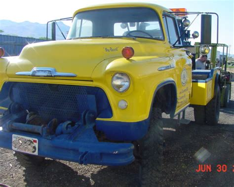 prerunner truck for sale 1956 chevrolet holmes 4x4 off road wrecker tow truck for