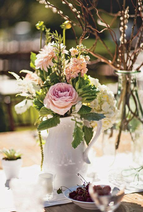 17 Best ideas about Outdoor Wedding Centerpieces on