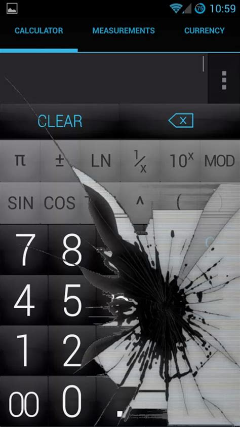 broken screen prank app amazoncouk appstore