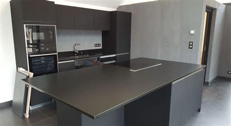 plan de travail cuisine granit noir dernières cuisines granit réalisées granit andré demange