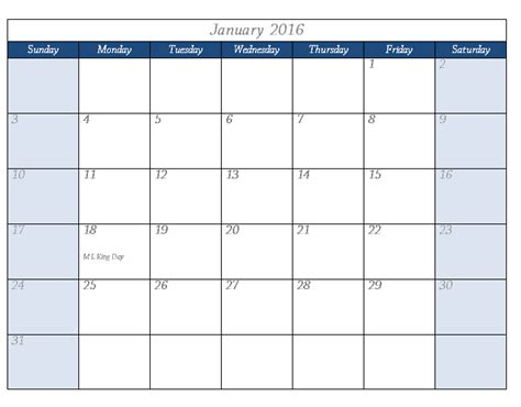 Monthly Calendar Template Microsoft Word Costumepartyrun