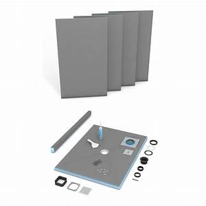 Wedi Fundo Primo Dezentral : wedi fundo primo 36 in x 48 in shower kit us2000007 the home depot ~ Markanthonyermac.com Haus und Dekorationen